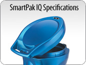 SmartPak IQ Specifications